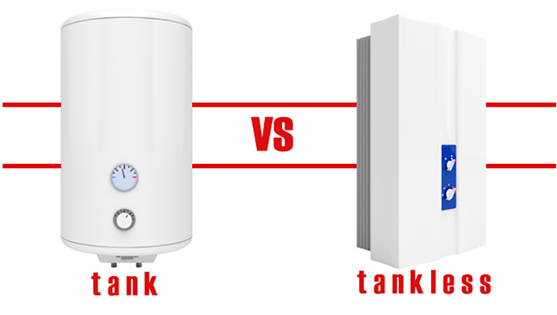 nyc tankless vs water heater